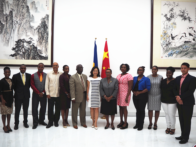 Chinese Embassy Held a Presentation of 2016/2017 Chinese Government