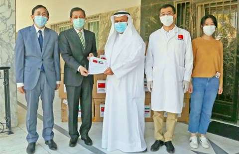 Embassy Of The People S Republic Of China In The State Of Kuwait All Rights Reserved
