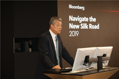 Ambassador Liu Xiaoming Attends and Delivers a Speech at