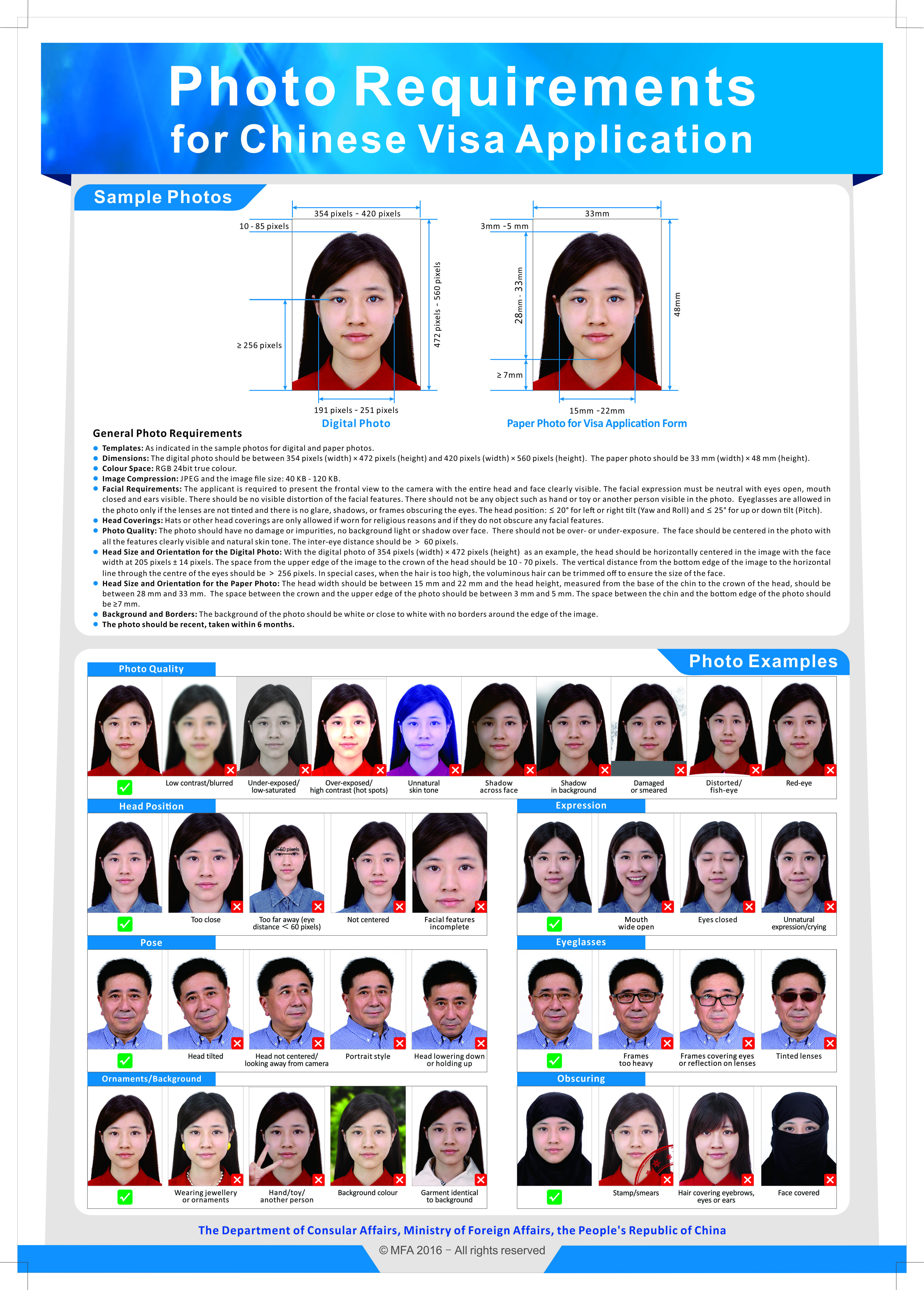 The Passport And Visa Office Is Strict On Photos Used For Application Due  To Unqualified Photos, Some Applicants Have To Have Their Photos Retaken